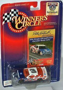 【送料無料】模型車 モデルカー スポーツカー #オリンピックデイルアーンハートセン3 chevy nascar 1996 * goodwrench olympic * dale earnhardt sen 164