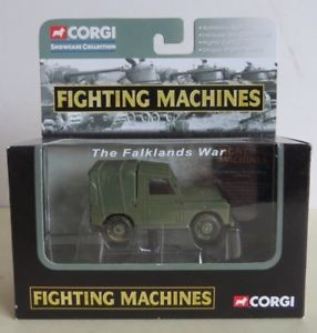 【送料無料 swb】模型車 モデルカー war boxed スポーツカー コーギーフォークランドランドローバーミントcorgi cs90115 fighting machines falklands war army swb land rover boxed mint, BABYISH:fa11b15d --- reisotel.com