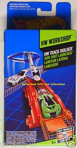 【送料無料】模型車 モデルカー スポーツカー モデルカー スポーツカー マテルホットホイールトラックビルダーワークショップサイドショットランチャー, 一番の:9213b44c --- reisotel.com