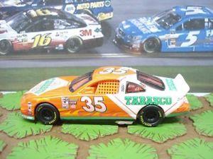 【送料無料】模型車 モデルカー スポーツカー #タバスコスケールnascar mid 1990s 35 tabasco 143 scale