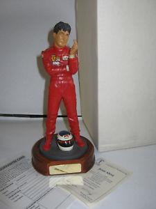 【送料無料】模型車 モデルカー スポーツカー ドライバードライバージャンアレジフェラーリ19 driver fahrerfigur jean alesi ferrari 1995 endurance 24cm hoch ovp