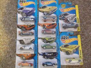 【送料無料】模型車 モデルカー スポーツカー ホットホイールスケールカーロットロットlot of 10 rare hot wheels 1 64th scale cars lot 1