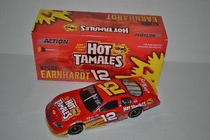【送料無料】模型車 モデルカー スポーツカー ケリーホットアクションkerry earnhardt 124 2003 hot tamales action cwc