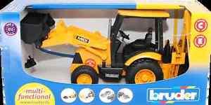 【送料無料】模型車 モデルカー スポーツカー ショベルタイプbruder 116 escavatore terna jcb midi cx excavator art 02427