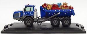 【送料無料】模型車 モデルカー スポーツカー ダンプトラッククリスマスschuco 452602700 liebherr muldenkipper ta 230 christmas h0 187 neu ovp