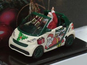 【送料無料】模型車 モデルカー スポーツカー ブッシュスマートカブリオクリスマスbusch smart cabrio weihnachten 2016 99092 187