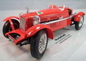 【送料無料】模型車 モデルカー スポーツカー アルファロメオモンツァモデルカブリオレalfa romeo 2300 monza 1934 cabriolet von burago oldtimer modellauto in 118