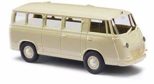 【送料無料】模型車 モデルカー スポーツカー ゴリアテオリジナルボックスbusch 94124 h0 187 3k goliath exp, kombi, krankenwagen neu in ovp