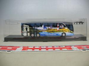 【送料無料】模型車 モデルカー スポーツカー バスセトラバスクラブo7590,5 awm h0 bus setra s 416 hdh busfahrt busziele clubziele, neuwovp