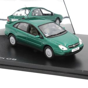 【送料無料】模型車 モデルカー スポーツカー citro5en c 5 norev norev berline verte 143norevnorev citron c5 berline verte 143