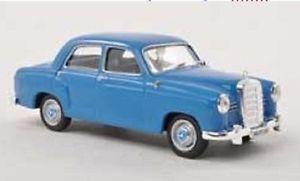 【送料無料】模型車 モデルカー スポーツカー ボックスメルセデスベンツwhite box wbw120 mercedes benz 180 d w120