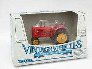 【送料無料】模型車 モデルカー スポーツカー ertl 143 tracteur massey harris 44