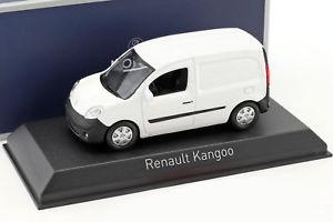 【送料無料】模型車 モデルカー スポーツカー ミニチュアルノーカングーブランジェットカーv322miniature renault kangoo blanc jet car 143 norev