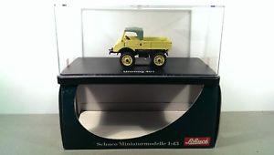 【送料無料】模型車 モデルカー スポーツカー schuco unimog 401 *vi50841