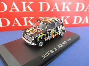 【送料無料】模型車 モデルカー スポーツカー モデルカーミニポンピドゥーセンターdie cast 143 modellino auto mini beaubourg 1977