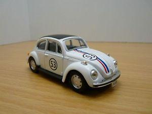 【送料無料】模型車 モデルカー スポーツカー フォルクスワーゲンコックスvolkswagen cox choupette coccinelle herbie 143