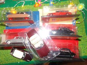 【送料無料】模型車 モデルカー スポーツカー コレクションデラシトロエンcollection de la mytique citroen id ds berline et break norev eligor 143