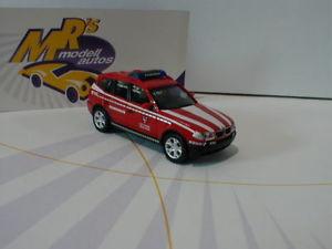 Herpa PKW BMW X3 THW Nittenau 093330