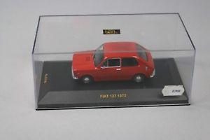 【送料無料】模型車 モデルカー スポーツカー ネットワークモデルクラシックミニチュアフィアットzc992 ixo models clc116 vhicule voiture miniature 143 fiat 127 1972