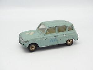 【送料無料】模型車 モデルカー スポーツカー ルノーdinky toys f sb 143 renault 4l bleue 518