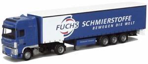 【送料無料】模型車 モデルカー スポーツカー トラックハンマーフォックスawm lkw daf xf 95 ssc aerop gaksz wieshammer fuchs