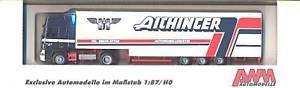 【送料無料】模型車 モデルカー スポーツカー スカニアawm aichinger,raubling scania r 580 topl