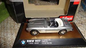 【送料無料】模型車 モデルカー スポーツカー カブリオレschuco 143 bmw 507, cabriolet, wie ovp