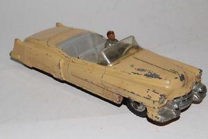 【送料無料】模型車 モデルカー スポーツカー #キャデラックエルドラドオリジナルdinky 131, 1953 cadillac eldorado original