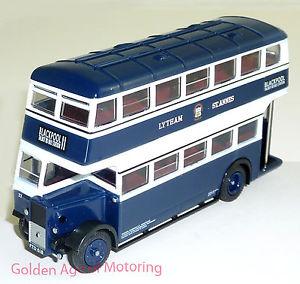 【送料無料】模型車 モデルカー スポーツカー ユーティリティバスリザムセントアンズefe 176 daimler utility bus lytham st annes 26409