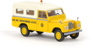 【送料無料】模型車 モデルカー スポーツカー ホランドローバーbrekina ho 13780 nl pkw gelndewagen land rover 109 anwb  ovp neu