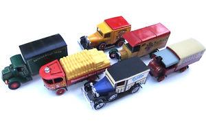 【送料無料】模型車 モデルカー スポーツカー マッチモデルmatchbox 6 models of yesteryear um 143 426899