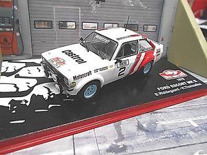 【送料無料】模型車 モデルカー スポーツカー フォードエスコートモンテカルロラリー#ネットワークford escort mkii rs1800 20 rallye monte carlo 2 waldegaard 1979 ixo altay 143