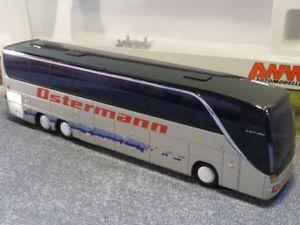 【送料無料】模型車 モデルカー スポーツカー 187 awm setra 417 hdh ostermann 71558