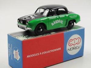 【送料無料】模型車 モデルカー スポーツカー ルノーグリーンブラックcij norev c35701 renault dauphine bardahl grnschwarz 143 neu ovp