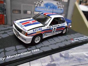 【送料無料】模型車 モデルカー スポーツカー オペルアスコナモンテカルロラリーネットワークネットワークopel ascona b 400 rallye monte carlo 1982 winner rhrl ixo altaya rar 143