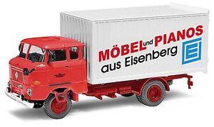【送料無料】模型車 モデルカー スポーツカー ターミナルbusch 95115 espewe w 50l mk mbel eisenberg, spur h0
