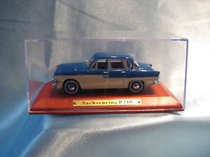 【送料無料】模型車 モデルカー スポーツカー アトラスエディションモデルザクセンリンクセダンatlas ddr editions modelle 143,sachsenring p240 limousine ,zustand 1a neuwertig