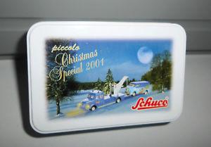 【送料無料】模型車 モデルカー スポーツカー ピッコロクリスマスエディションschuco piccolo weihnachtsedition 2001 in ovp