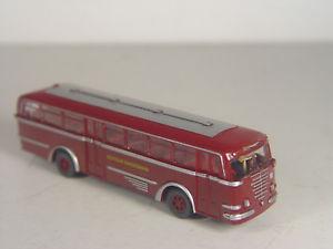 【送料無料】模型車 モデルカー スポーツカー ホモデルbssing trambus der db wiking ho modell 187   072002 e