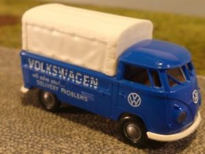 【送料無料】模型車 モデルカー スポーツカー #フォルクスワーゲン187 brekina 0521 vw t1 b pr volkswagen delivery problems