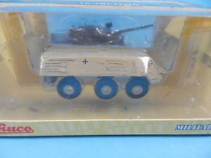 【送料無料】模型車 モデルカー スポーツカー フォックスschuco military 26357 fuchs transportpanzer isaf bundeswehr 187