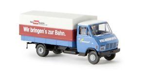 【送料無料】模型車 モデルカー スポーツカー プラットフォームプランレールオーストリアbrekina 37716 187 steyr 590 pritscheplane rail cargo austria neu