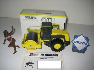 【送料無料】模型車 モデルカー スポーツカー ローラー#コンラッドbomag bw 213 d2 walze 27102 conrad 150 ovp