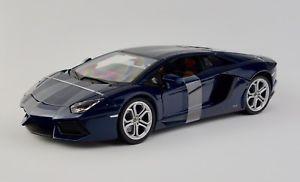 【送料無料】模型車 モデルカー スポーツカー ランボルギーニモデルカーlamborghini aventador coupe 118 model car maisto special edition,