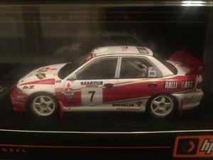 【送料無料】模型車 モデルカー スポーツカー レースランサーエボリューションボックスneues angebothpi racing 8557 mitsubishi lancer evolution iii 7 1996 catalunya in box