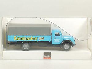 【送料無料】模型車 モデルカー スポーツカー ラックバイキングトラックwiking 2673 magirus mercur krombacher pritschenlkw neu ovp sg 14102578
