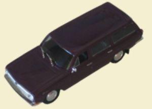 【送料無料】模型車 モデルカー スポーツカー スヴォルガモデルsu woga wolga gaz 2402 modell 143 aus metall kultowe auta prl 081
