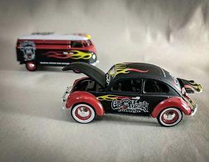【送料無料】模型車 モデルカー スポーツカー ガスモンキーガレージmijo exclusive gas monkey garage vw set