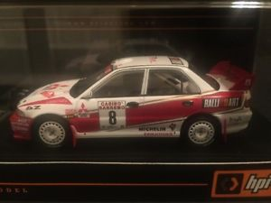 【送料無料】模型車 モデルカー スポーツカー レースランサーエボリューションサンレモ#ボックスneues angebothpi racing 8556 mitsubishi lancer evolution iii 8 1996 sanremo in box
