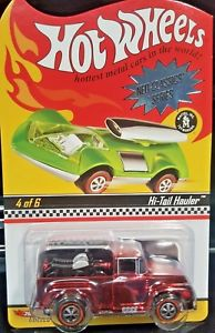 【送料無料】模型車 モデルカー スポーツカー ホットホイールシリーズホーラ2007 hot wheels collectors neoclassics series 8 hitail hauler 02287 of 06500
